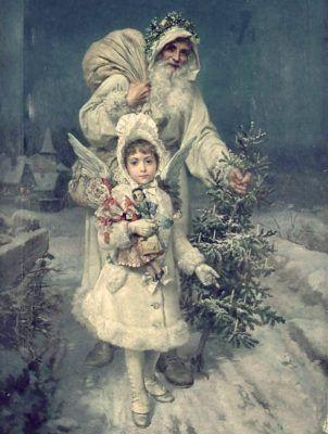 правдивая история деда Мороза и снегурочки