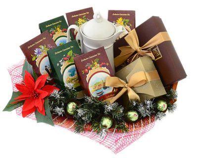 чай - новогодний подарок