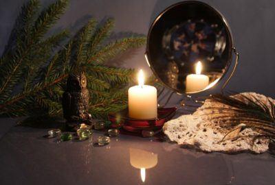 гадать в новогоднюю ночь