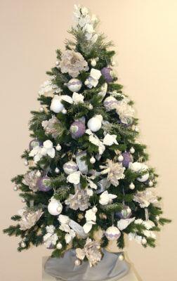как украсить елку на Новый год -17 стилей елочного декора