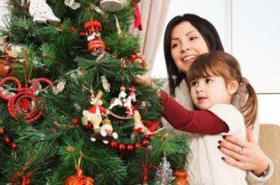 Как украсить новогоднюю елку -17 стилей елочного декора