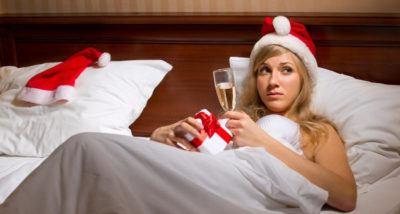 как встретить новый год в одиночестве