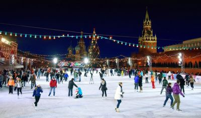 Новый год в России: куда поехать недорого отдохнуть