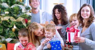 семейные новогодние традиции интересные идеи
