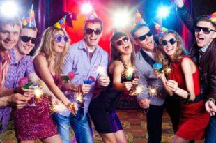 Веселые конкурсы на Новый год