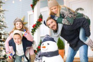 Встретить Новый год по-особенному, весело дома с семьей, наполнить этот праздник волшебством и радостью.