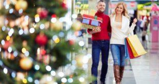 шопинг на Новый год в Европе
