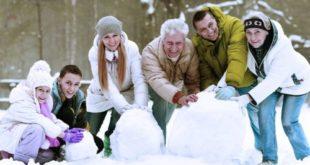 как провести рождественские каникулы